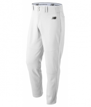 New Balance Men's Charge Baseball Solid Pant White