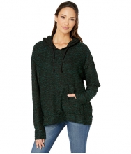 Roper 0344 Sweater Knit Hoodie Black