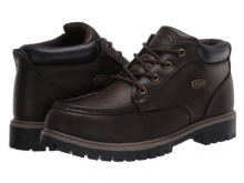 Lugz Hartwick Dark BrownFalconBlack
