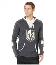47 NHL Vegas Golden Knights Tahoe Lace-Up Hoodie Jet Black 1