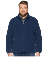 White Sierra Plus Size Mountain Jacket Navy II