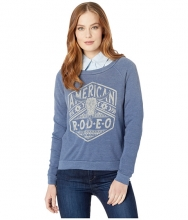 Rock and Roll Cowgirl Raglan Sleeve 48T3152 Indigo