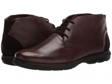 Massimo Matteo Chukka 3-Eye Boot Cafe Pineo