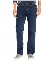 Signature by Levi Strauss Co Gold Label Relaxed Jeans Dark Stonewash