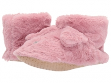 HUE Critter Plush Bootie Shues Femme FogBunny