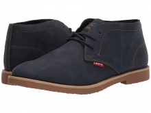 Levis Shoes Sonoma Wax Navy