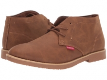 Levis Shoes Sonoma Wax Dark Tan
