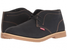Levis Shoes Sonoma Wax Black