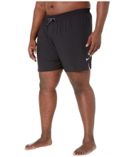 Nike Big amp Tall 7quot Essential Vital Volley Shorts Black