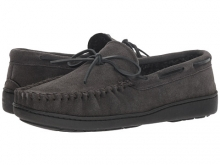 Minnetonka Tory Traditional Trapper Charcoal