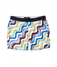 NATIVE YOUTH Rio Swim Trunks Pink