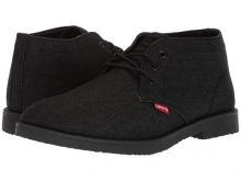 Levis Shoes Sonoma Denim Black