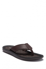 Kenneth Cole Reaction Thong Flip Flop BROWN