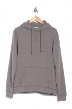 Threads 4 Thought Drawstring Pullover Hoodie HTR