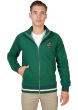 Oxford University Magdalen-Fullzip GREEN