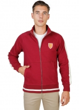 Oxford University Oriel-Fullzip RED