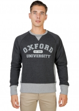 Oxford University Oxford-Fleece-Raglan GREY