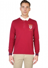 Oxford University Queens-Polo-Ml RED