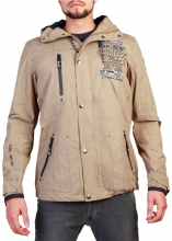 Geographical Norway Clement_Man BROWN