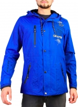 Geographical Norway Clement_Man BLUE