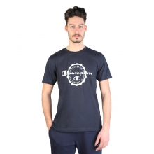 Tricou barbati Champion Navy